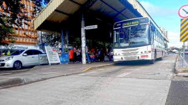 Paradão em Novo Hamburgo - Novo Hamburgo terá ônibus disponíveis para o Encceja deste domingo