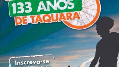 Passeio1556655185359 390x220 - 6º Passeio Ciclístico de Taquara acontece neste sábado