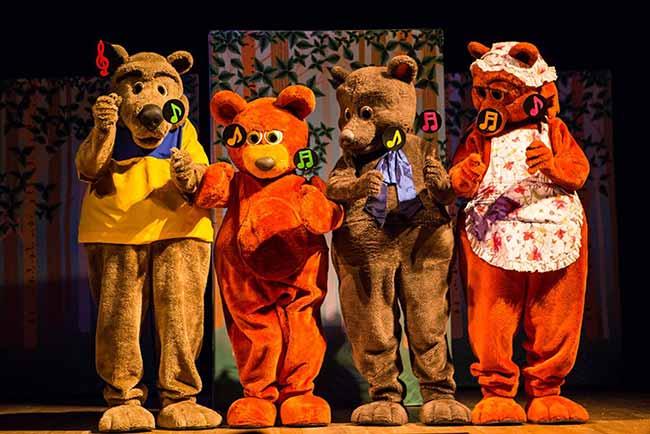 Peça narra aventuras de um ursinho PMPA - Teatro Renascença tem espetáculo com texto de Erico Verissimo