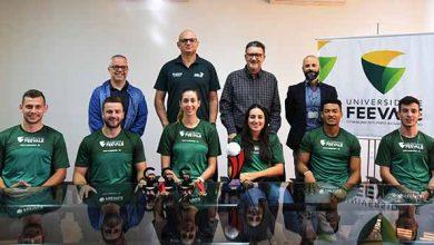 Programa de Esporte Universitário 390x220 - Feevale recebe membros do Programa de Esporte Universitário