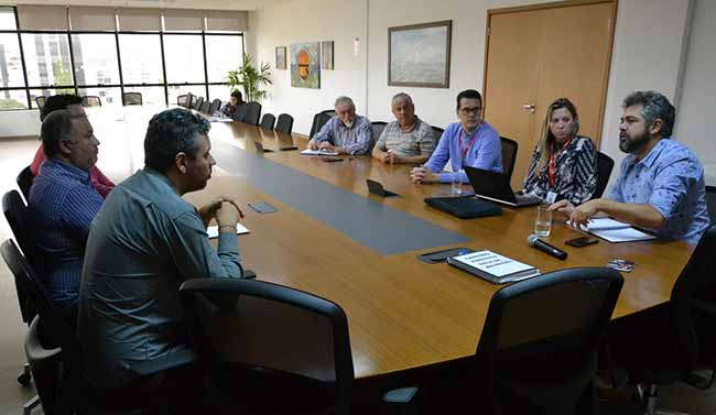 RGE Sul prefeitura de São Leopoldo - RGE Sul e prefeitura de São Leopoldo definem plano de ação