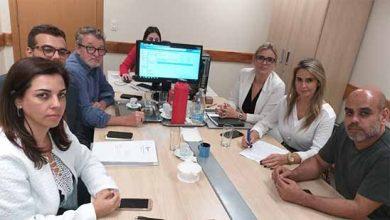 Reunião no Ministério Público de São Leopoldo 390x220 - Prefeitura informa ao MP situação do Centenário