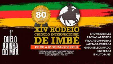 Rodeio imbé 390x220 - Confira a programação do XIV Rodeio Crioulo Internacional de Imbé