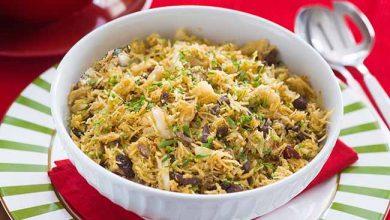 Salada crocante de bacalhau 390x220 - Salada crocante de bacalhau
