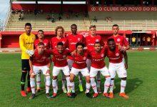 Sub 20 do Inter 220x150 - Juniores perdem invencibilidade no Campeonato Gaúcho