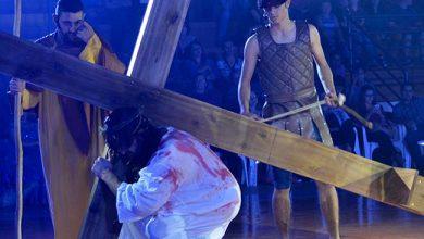TeatroPaixaoCristo abre 390x220 - Encenação da Paixão de Cristo no Seminário Claretiano, em Esteio