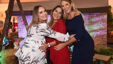 Thaeme Camilla Camargo e Ticiane Pinheiro 031 390x220 - Chicco reúne grávidas famosas em evento