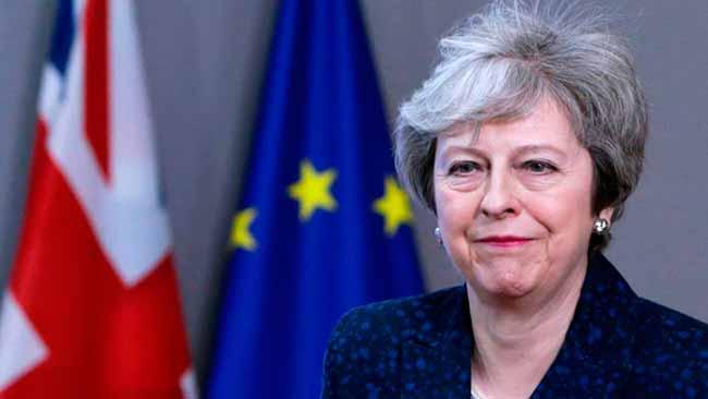 Theresa May - Brexit é adiado para 31 de outubro