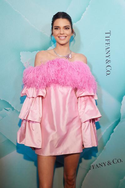 TiffanyCo.8 - Kendall Jenner brilha com peças Tiffany&Co.