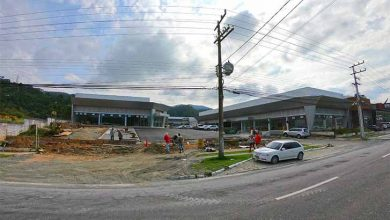 Vale Auto Shopping Itajaí 3 390x220 - Vale Auto Shopping Itajaí entra na reta final das obras