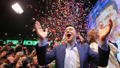 Vladimir Zelensky 390x220 - Humorista vence eleição presidencial na Ucrânia