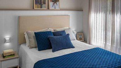 apto 3 390x220 - Projeto de apartamento em estilo clean e jovem