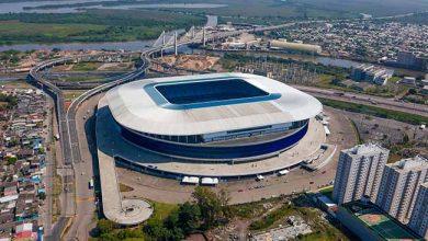 arena 390x220 - Confira trânsito e transporte para Grêmio x Santos