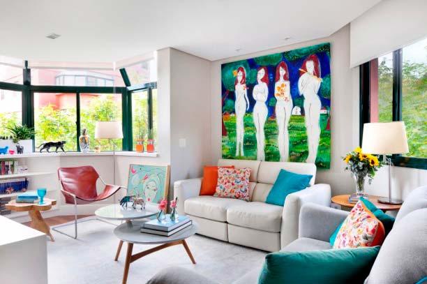 arquiteta Ana Yoshida para decorar com cores3 - Arquiteta dá dicas para decorar com cores