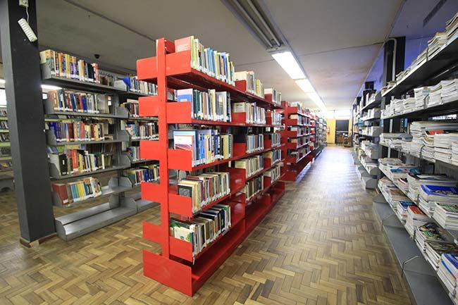 biblioteca São Leopoldo - Biblioteca Municipal de São Leopoldo reabre segunda-feira
