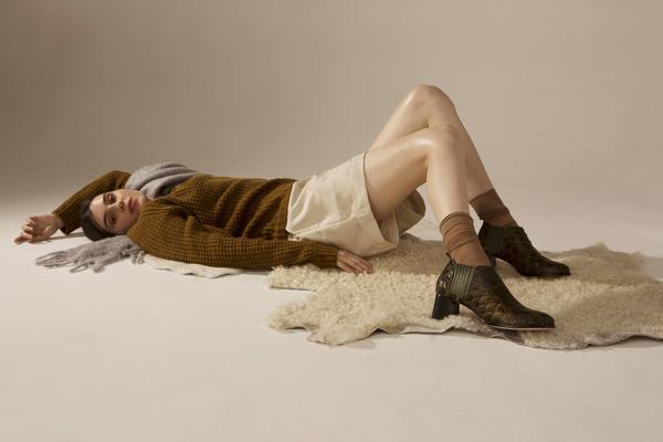 bleque campanha - Bléque aposta nas botas de couro de peixe