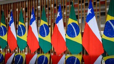 brasil chile 390x220 - Webinar debate acordo de livre comércio entre Brasil e Chile