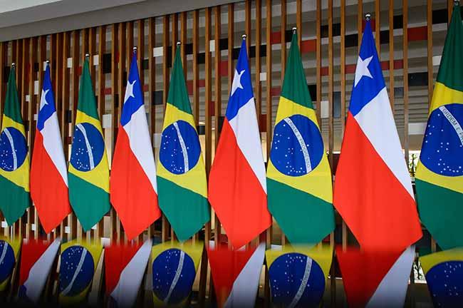 brasil chile - Webinar debate acordo de livre comércio entre Brasil e Chile