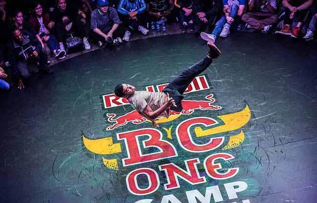 breakdance - Red Bull TV exibe maratona de breakdance