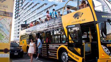 buenos onibus 390x220 - Turismo em Buenos Aires em quatro dias