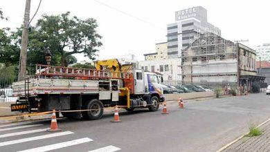 caminhrge 390x220 - São Leopoldo notifica RGE Sul para suspensão de serviços
