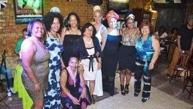 cantoras e compositoras Foto credito de Indaiá Dillenburg 2 390x220 - Samba do Sul na Casa de Cultura Mario Quintana dia 18