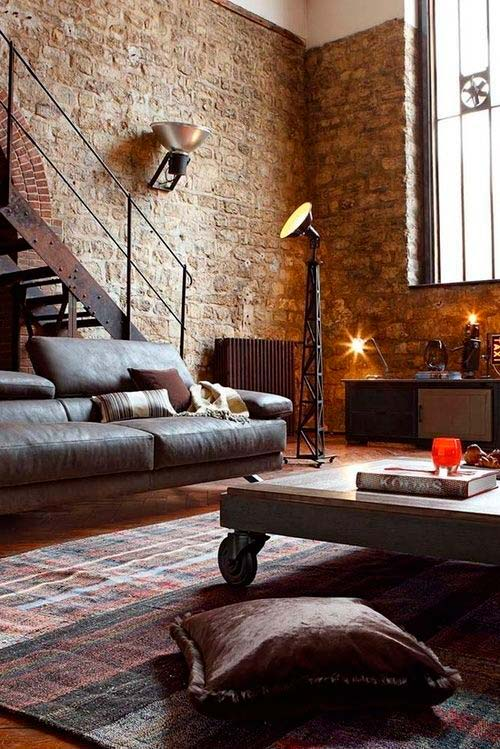 casa4 - Dicas para decorar uma casa masculina