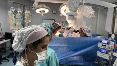 cirurgia transplante figado 390x220 - Santa Casa realiza transplante inédito no Rio Grande do Sul