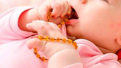 Photo of FDA adverte pais sobre colares e pulseiras de âmbar para dentição