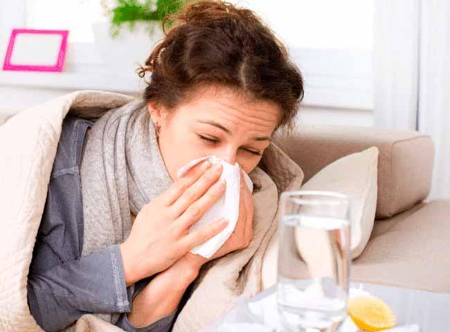 doenças frio - Frio aumenta dos casos de gripes, resfriados e doenças respiratórias