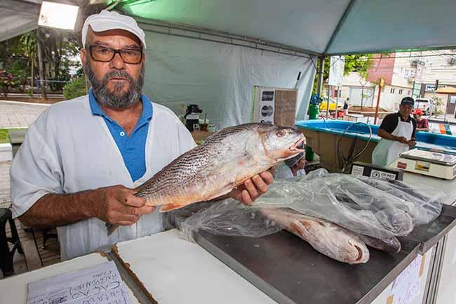 feira peixe canoas - Começa hoje a 27ª Feira do Peixe de Canoas