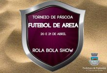 futebareia tram 220x150 - Torneio de futebol de areia especial de Páscoa em Tramandaí