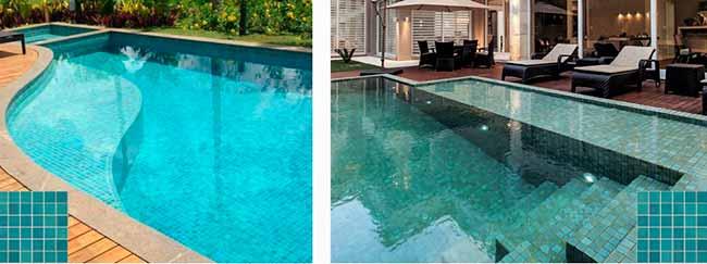 Revista News jatoba Pastilhas dão cor especial à água das piscinas