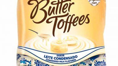 Photo of Arcor lança balas Butter Toffees Leite Condensado