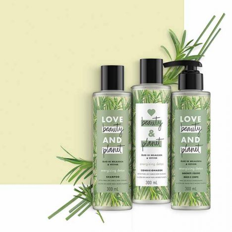 linha ENERGIZING DETOX 468x468 - Unilever lança sua linha vegana Love Beauty and Planet