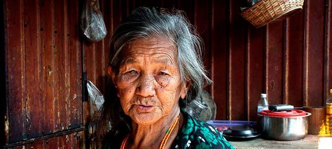 mulher mianmar - Mulheres vivem mais do que homens na maioria dos países