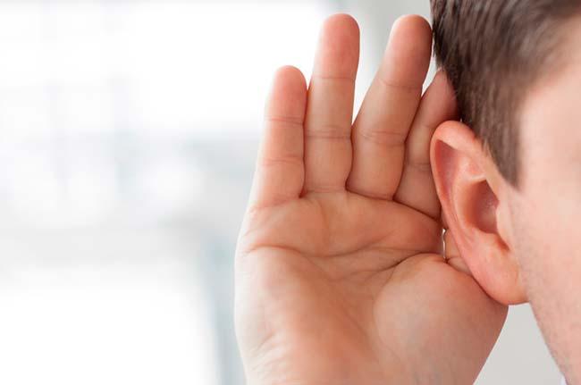 ouv - Problemas auditivos podem alterar o paladar