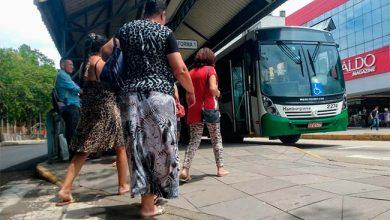 paradão nh 390x220 - Novo Hamburgo alerta para alterações no trânsito e em linhas de ônibus