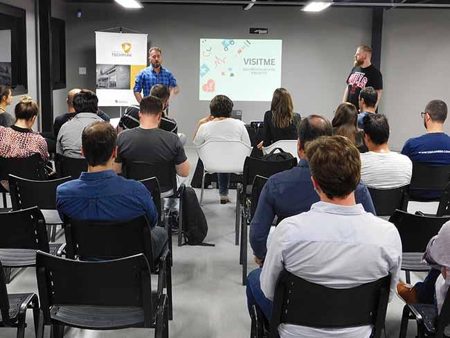 pré incubação no Feevale Techpark 1 - Quatro novos projetos são selecionados para o Feevale Techpark