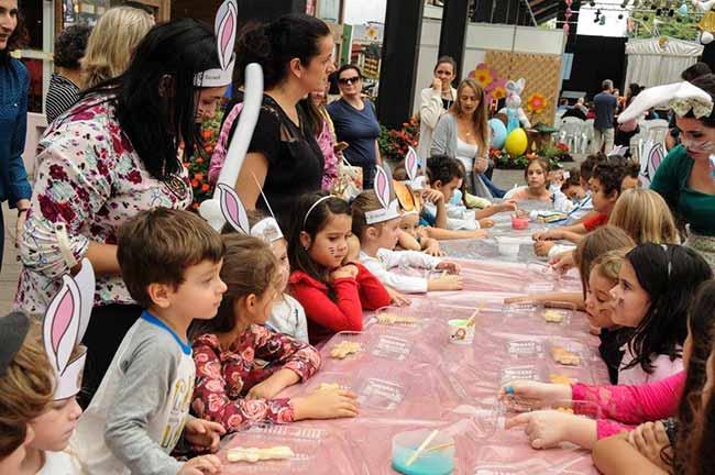 programacao pascoa 01 - Parque Aldeia do Imigrante terá tarde especial para as crianças na Páscoa