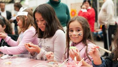 programacao pascoa 02 390x220 - Parque Aldeia do Imigrante terá tarde especial para as crianças na Páscoa