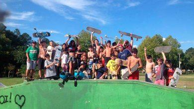 projeto Skate Salva 390x220 - Projeto Skate Salva é destaque em São Sebastião do Caí