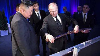 putin 390x220 - Putin quer garantir paz no envolvimento russo com a Península Coreana