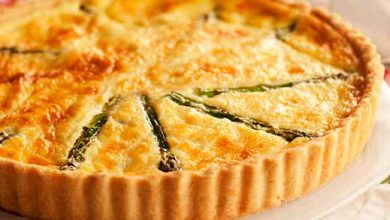 Photo of Quiche de Aspargos