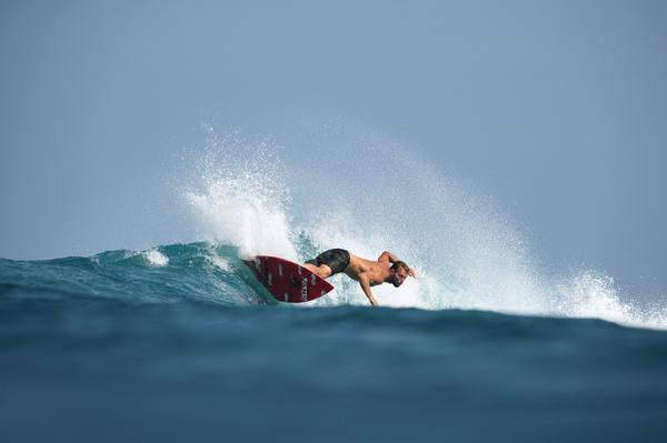 surf voyageboardshort tannergudauskas  - Vans lança bermuda Voyage Trunk