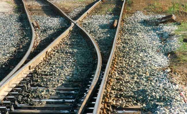 trem - Indústria ferroviária brasileira parada