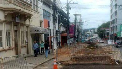 Photo of Troca de postes será realizada em três ruas do Centro de NH