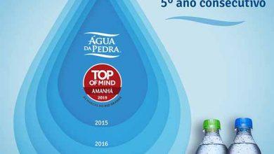 guadaPedraTopofMind 390x220 - Água da Pedra é Top of Mind pelo quinto ano consecutivo