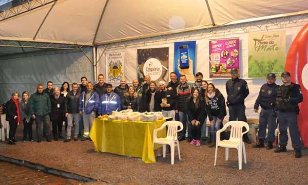 130 mil fiéis na Romaria de Caravaggio 5 - Prefeitura de Caxias presta apoio aos 130 mil fiéis na Romaria de Caravaggio