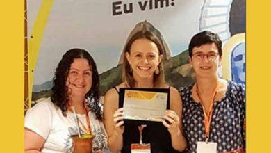 2019 Premio Unisinos 390x220 - Professora da Escola de Saúde da Unisinos recebe prêmio